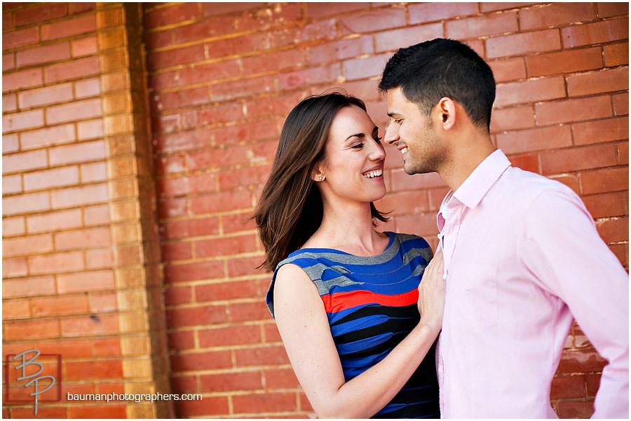 Bauman Photography engagement photos at Coronado