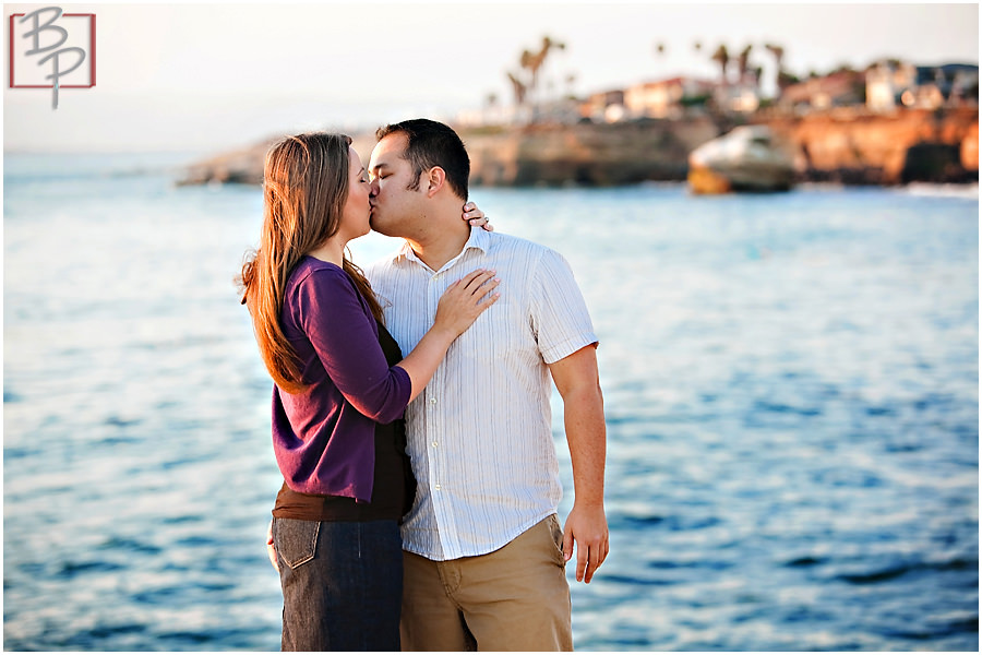 Engagement photography session in Ocean Beach