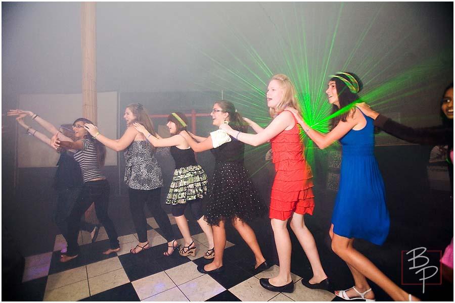 Dancing Birthday Photography