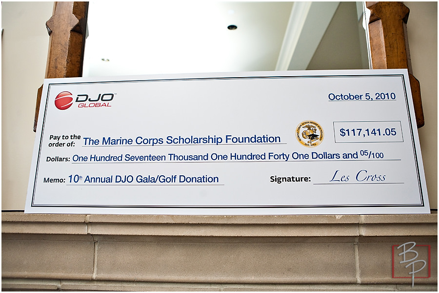 San Diego Marine Corps Scholarship Foundation event