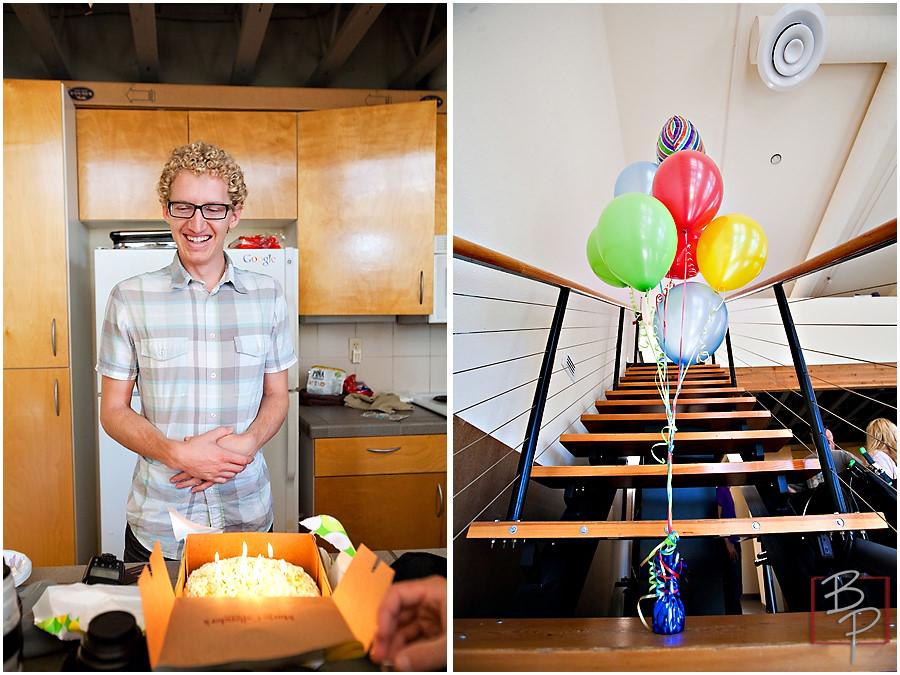 Celebrating a Bauman Photographer's birthday