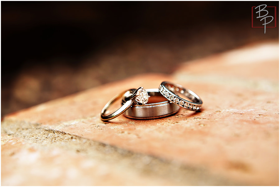 San Diego Wedding Details Rings