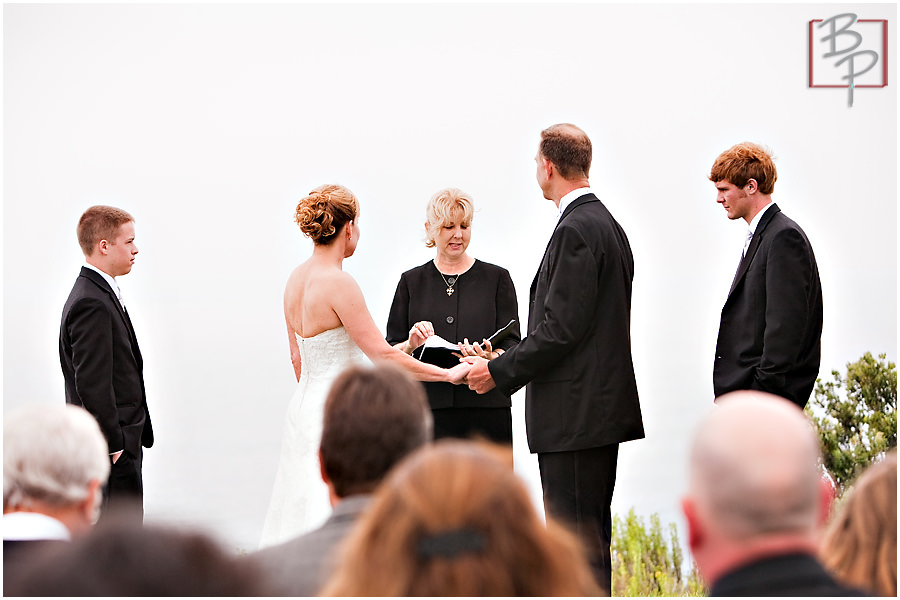 Founder's Park Wedding Ceremony