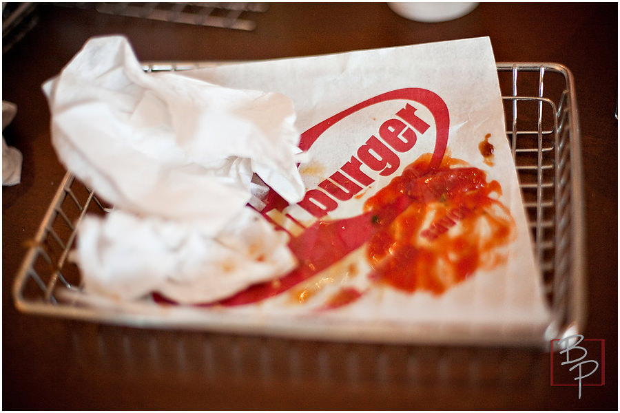 San Diego Smashburger Food photography