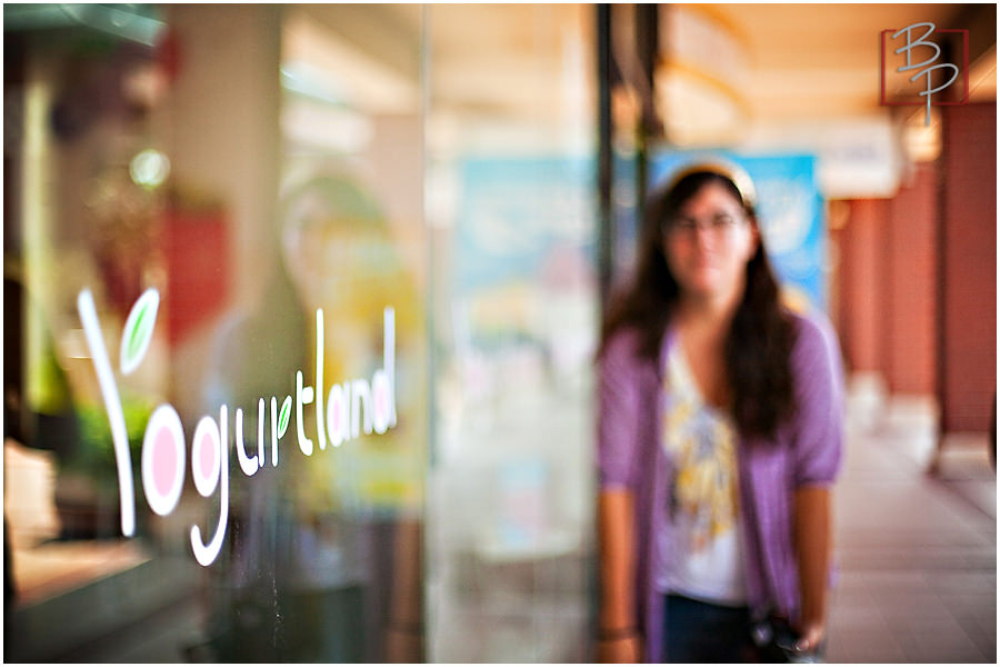 Yogurtland San Diego photography