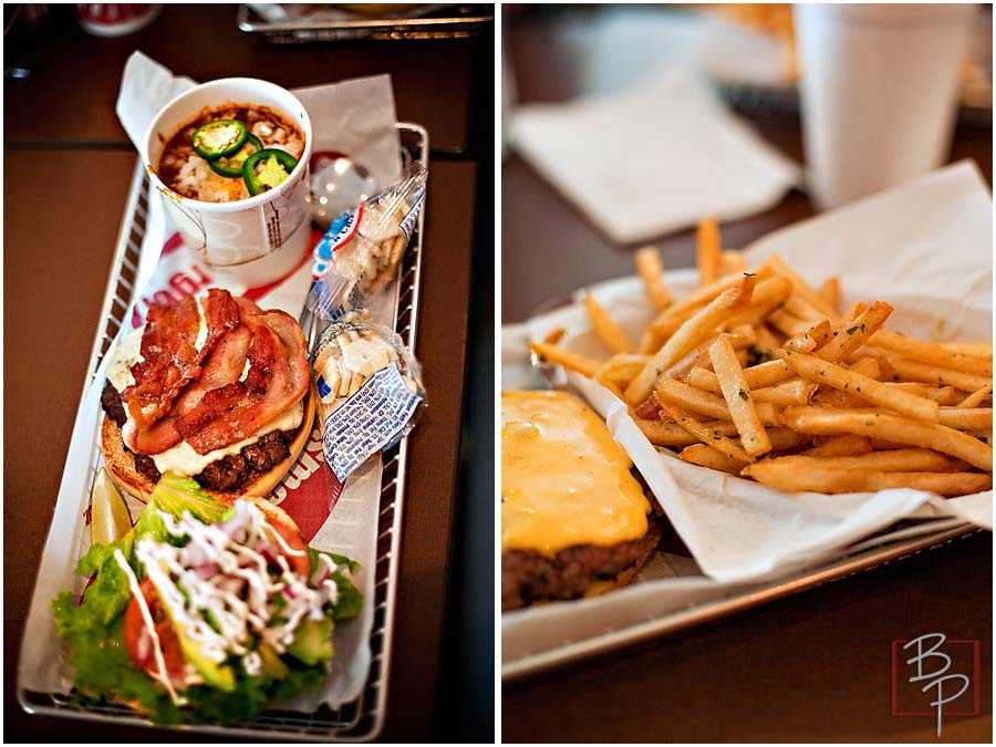 Smashburger Food photography