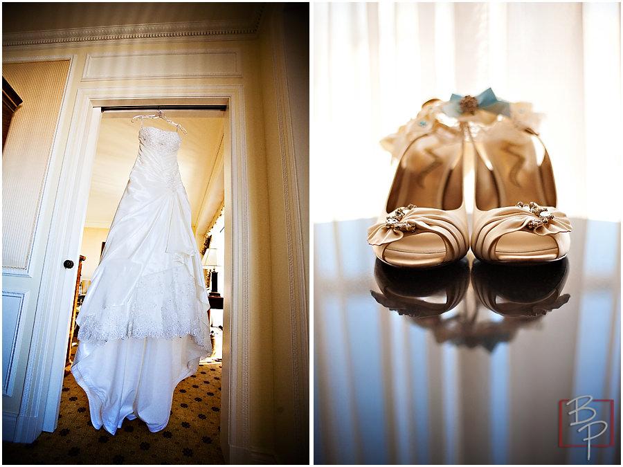 San Diego Wedding Details makeup