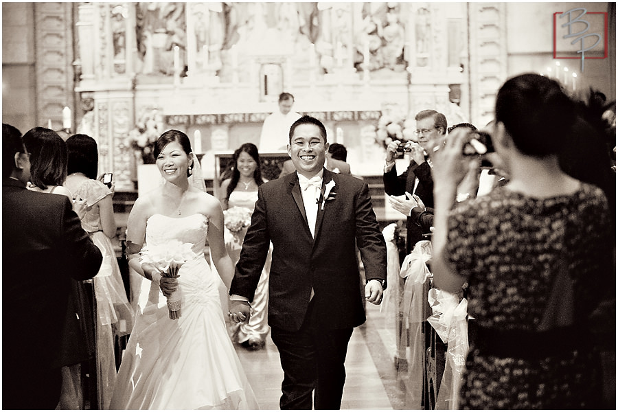 Founder's Chapel San Diego Wedding