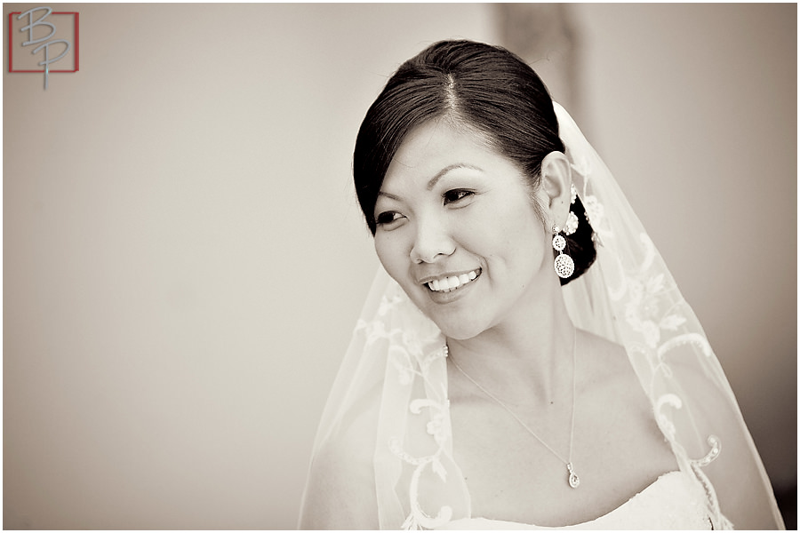 San Diego Wedding portrait