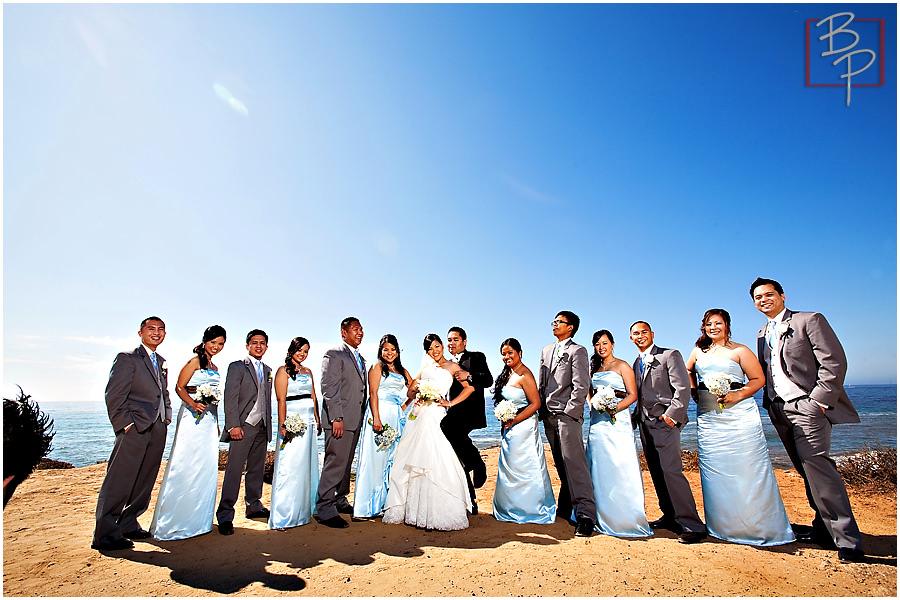 Sunset Cliffs Wedding Photography