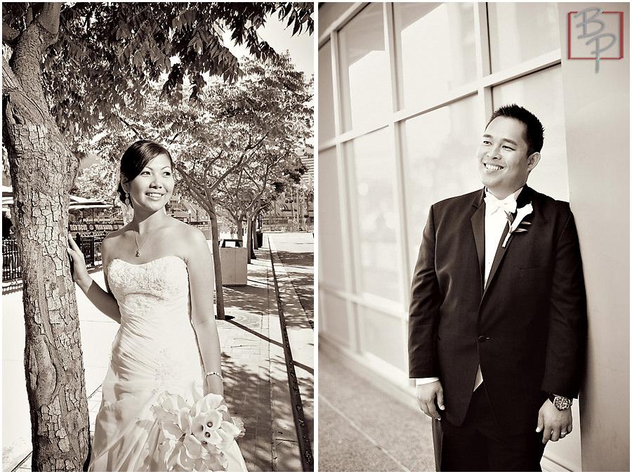 San Diego Wedding Family Portrait