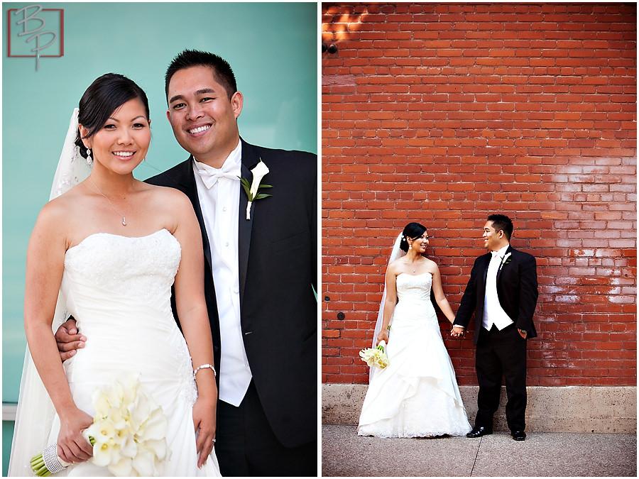 San Diego Wedding Gaslamp Photography