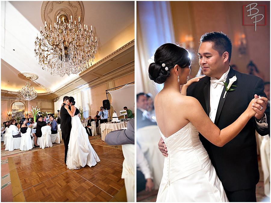 Wedding First Dance Couple