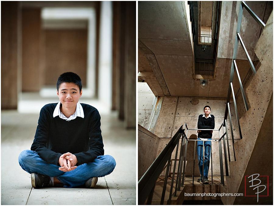 senior portraits san diego