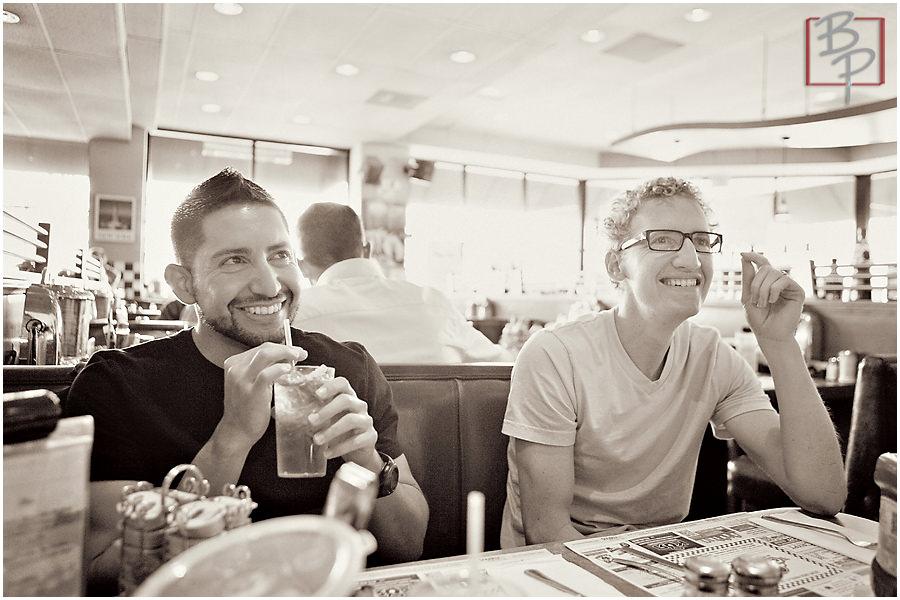 San Diego Bauman photographers lunch