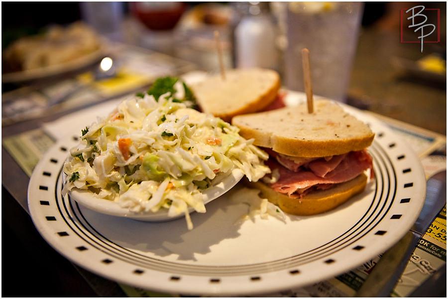Photographs of Sandwich Food