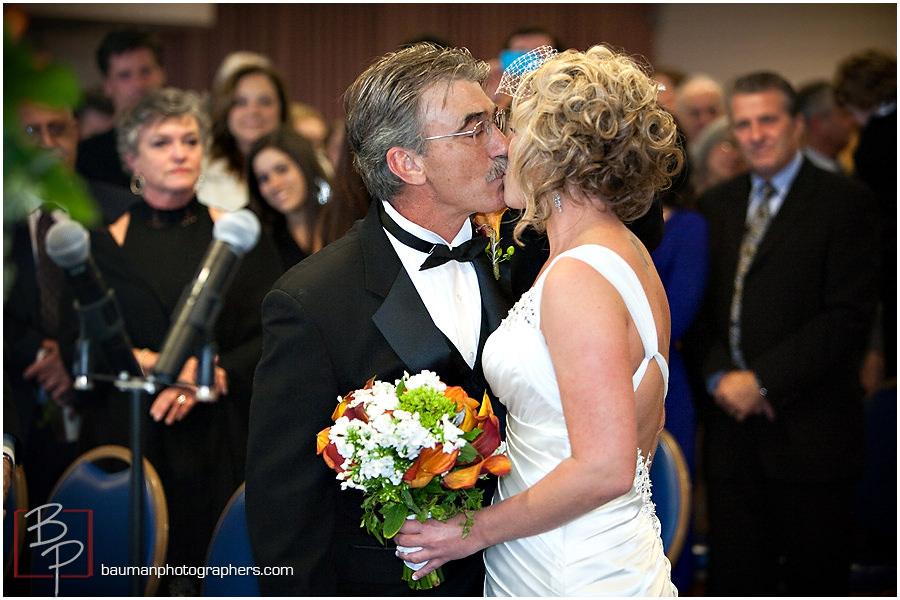 father-daughter photo in Coronado wedding