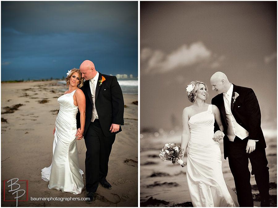 wedding portraits in Coronado Beach