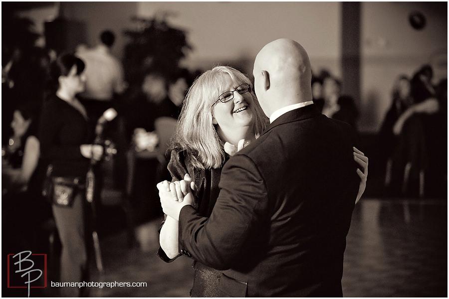 San Diego black and white wedding photography