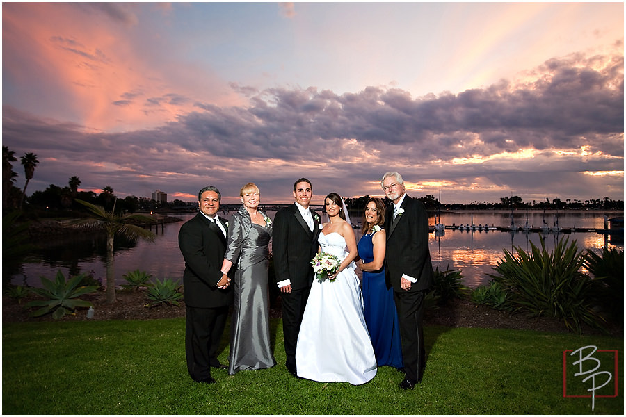 Family formal photography in San Diego