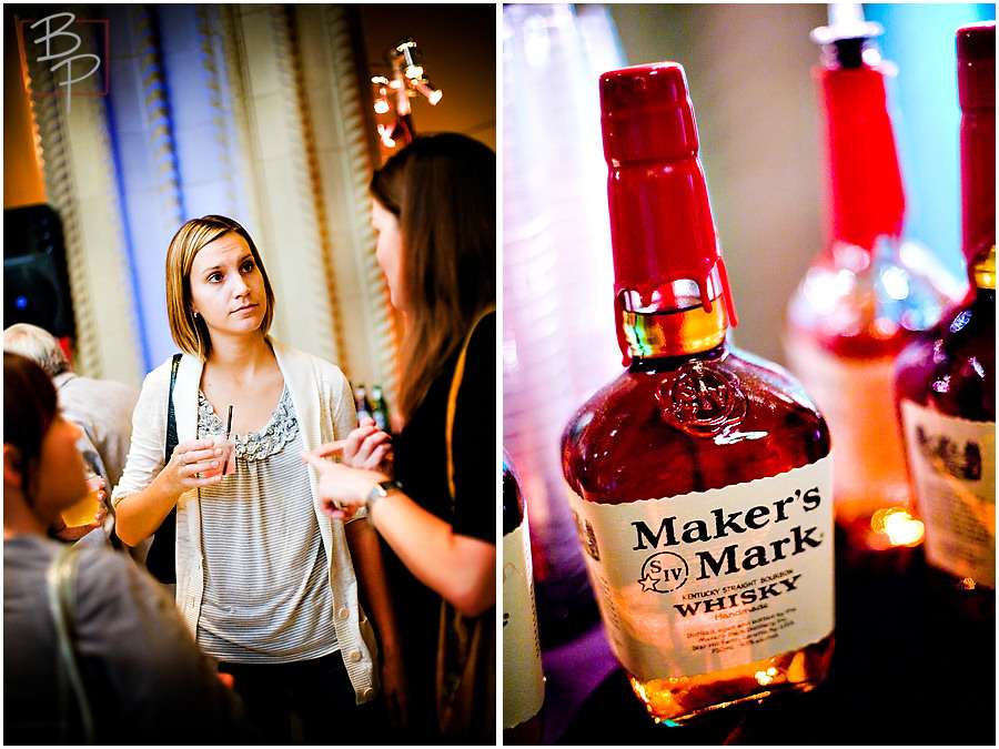 Makers Mark Whisky Bottle