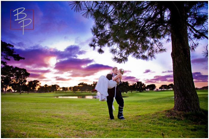 Lodge Torrey Pines Wedding