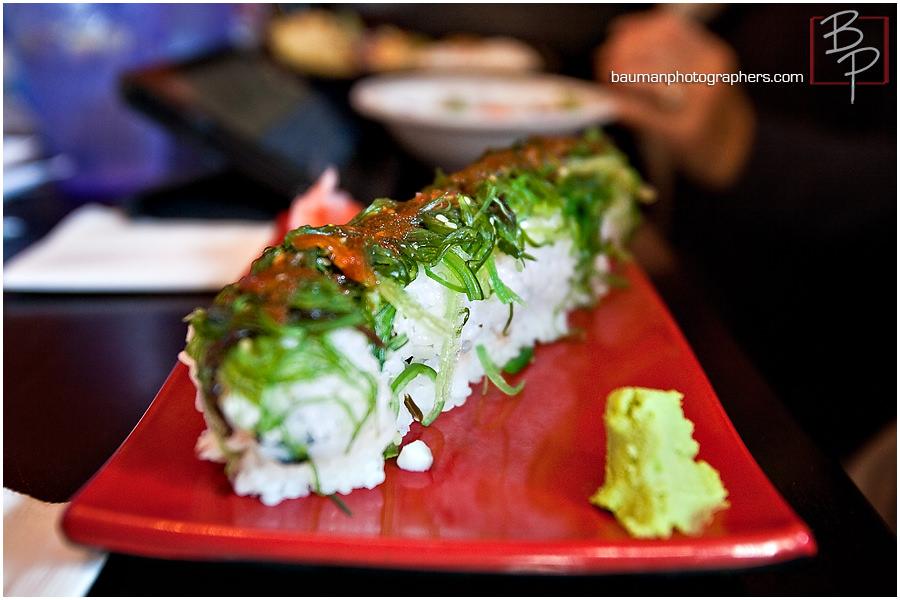 Sushi Deli Roll