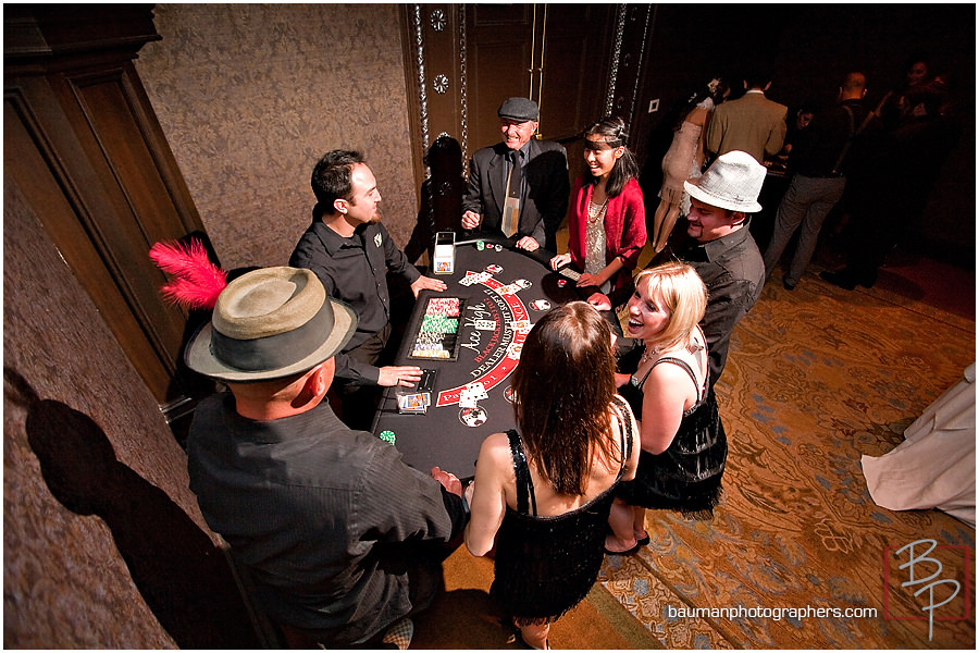 Photographs of casino games