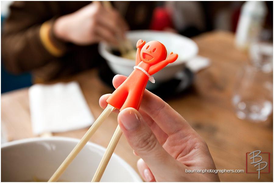 San Diego chopsticks