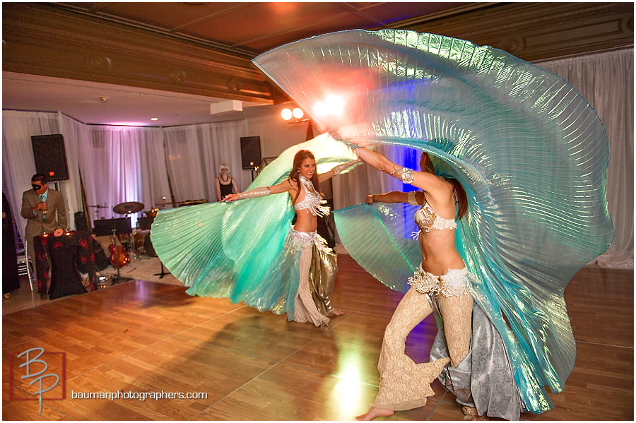 San Diego belly dancers