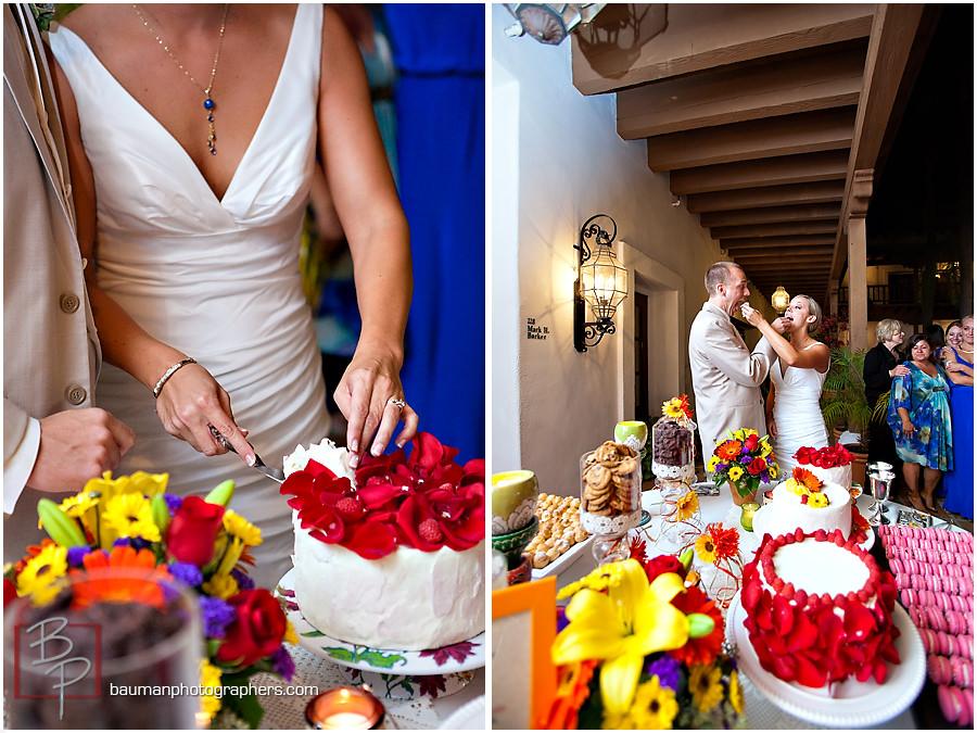 North County wedding cake