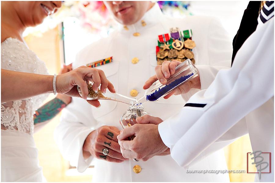 San Diego wedding rituals