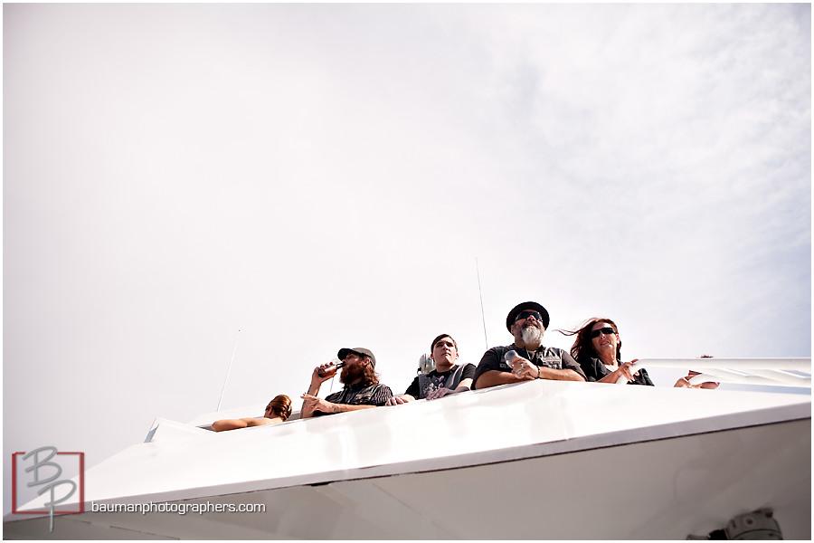 upper deck Hornblower