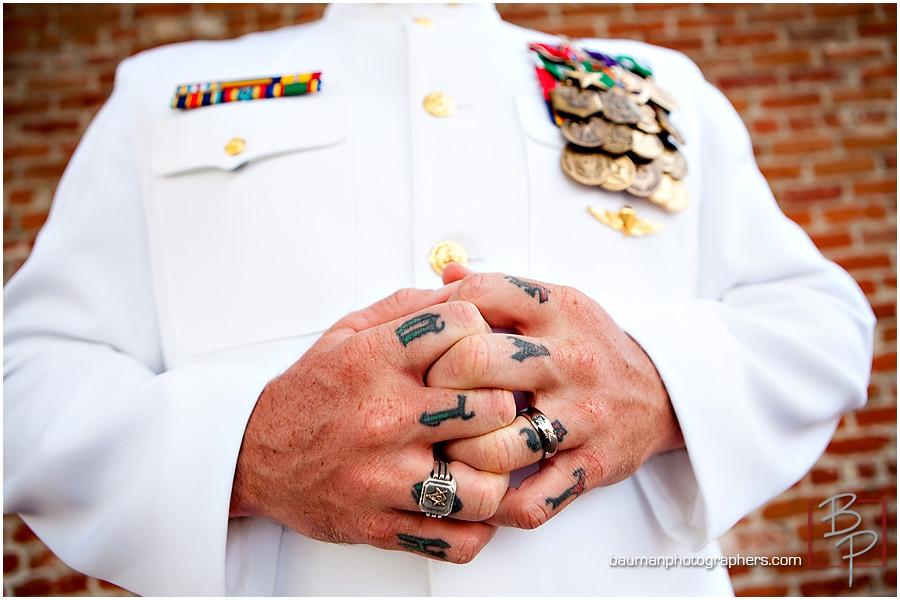 San Diego wedding tattoos
