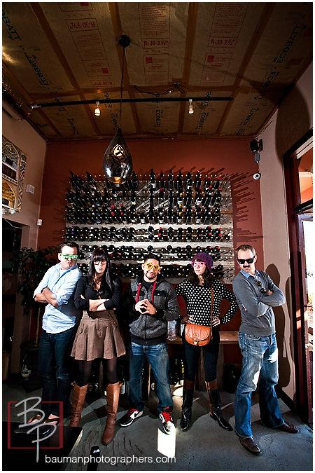 wall of wine San Diego
