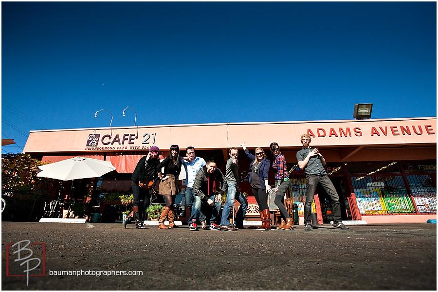 Adams Avenue photography