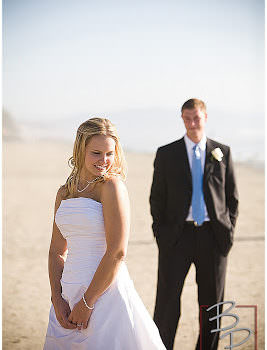 Beth and Jeff – October 25, 2008- L'Auberge, Del Mar, California