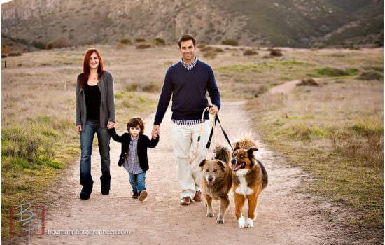 Family Portrait :: San Diego, CA