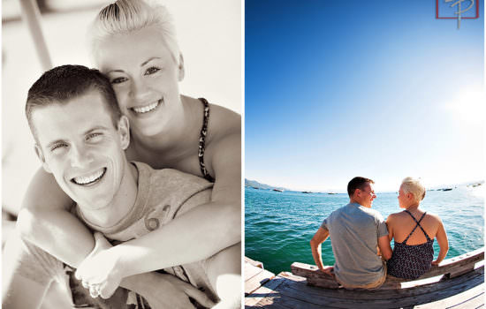 Destination Wedding Photography :: Lake Tahoe, UT