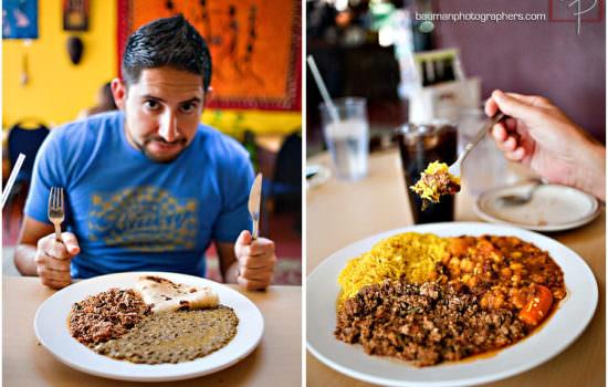 Bauman Lunch :: African Food