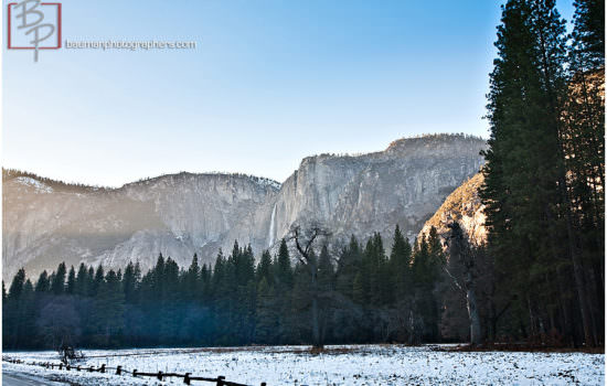 Bauman Camping :: Yosemite National Park, CA