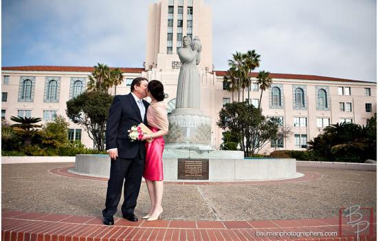 Admin Building Wedding :: San Diego, CA