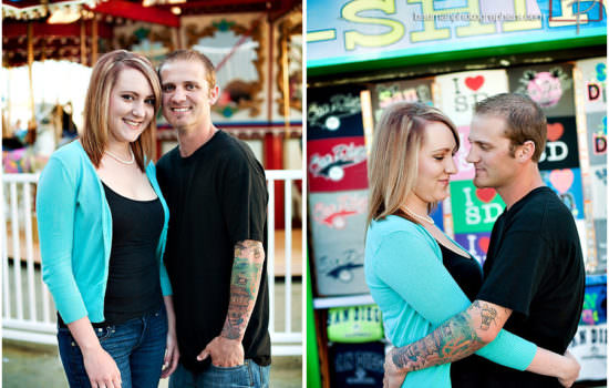 Mission Beach Engagements :: San Diego, CA