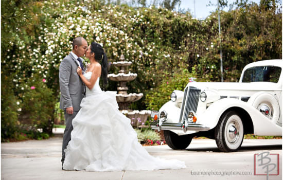 Twin Oaks House Wedding :: San Diego, CA