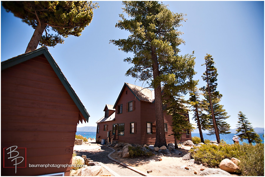 Meeks Bay Wedding :: Lake Tahoe, CA