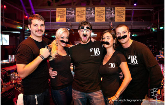 San Diego Movember Gala :: Block No. 16