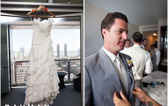 Balboa Park Wedding :: San Diego, CA