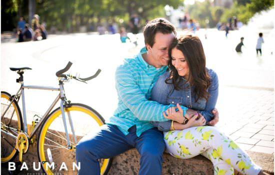 Balboa Park Engagement :: San Diego, CA