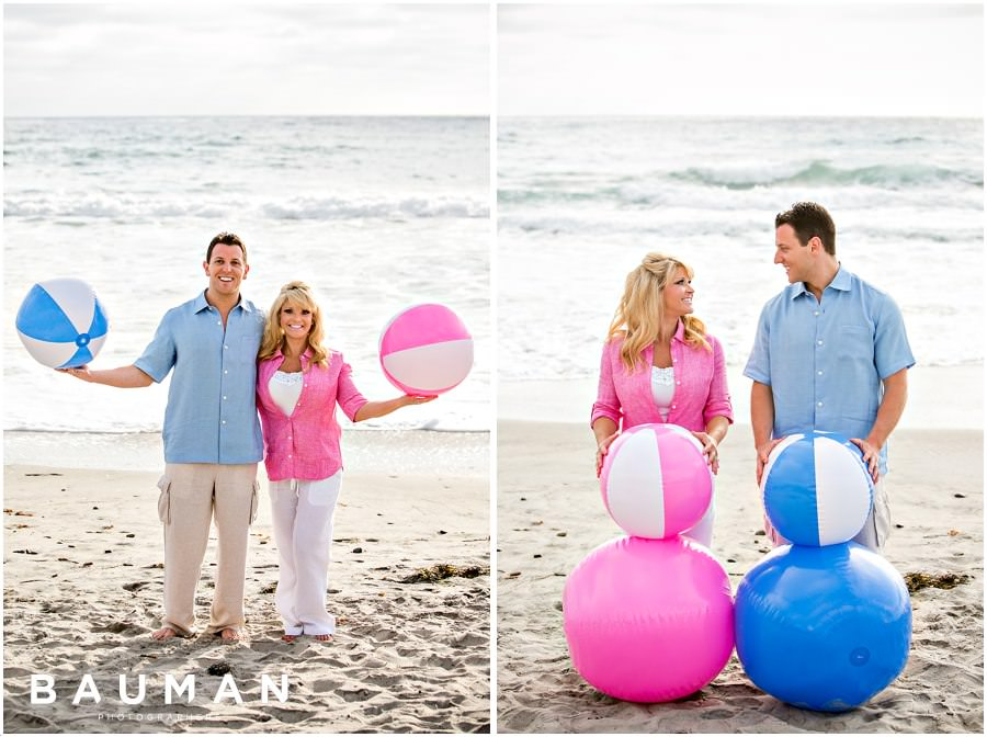 Del Mar Maternity Session :: Del Mar, CA