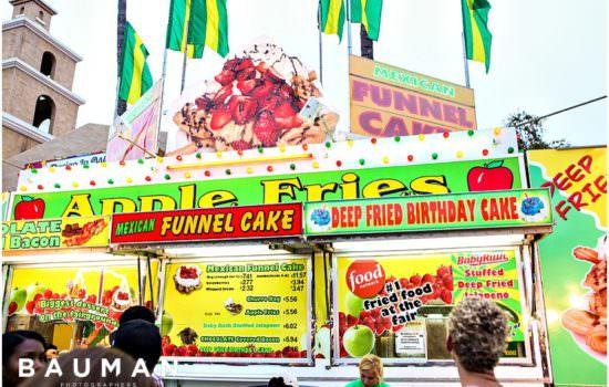 Bauman Lunch :: The San Diego County Fair 2014
